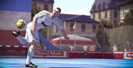 FIFA Street: Los trucos