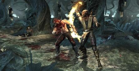 Mortal Kombat: Peleas portátiles