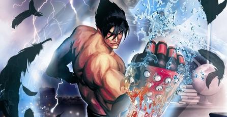 Street Fighter X Tekken: Tekken Gameplay