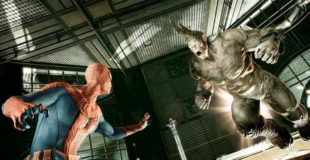 The Amazing Spider-Man: Rhino