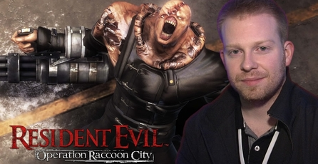 Resident Evil: Operation Raccoon City: Entrevista con Mike Jones