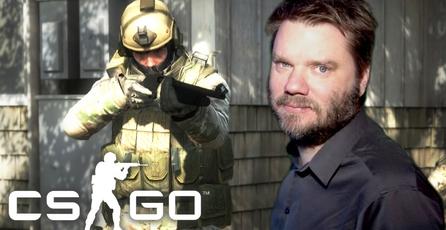 Counter-Strike: Global Offensive: Entrevista con Chet Faliszek