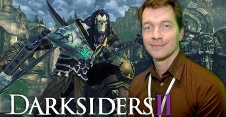 Darksiders II: Entrevista con Jay Fitzloff