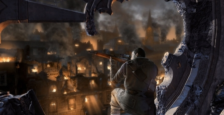 Sniper Elite V2: Tiro a la granada