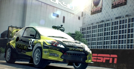 DiRT 3: Ya disponible