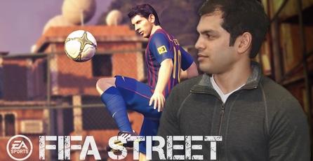 FIFA Street: Entrevista con Sid Misra