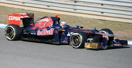 F1 2012: Juego Vs. realidad