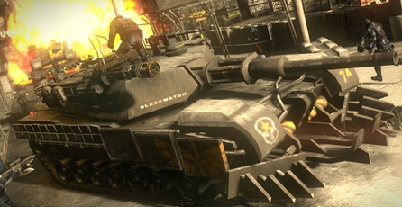 Prototype 2: Los tanques