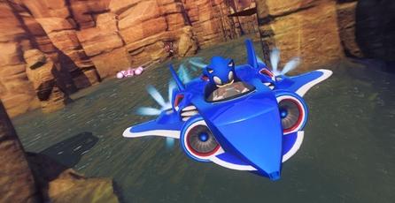 Sonic & All-Stars Racing Transformed: La presentación