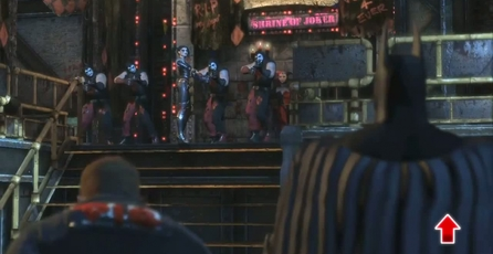 Batman: Arkham City: La venganza es dulce