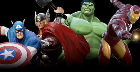Marvel Heroes: La presentación