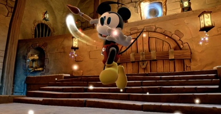 Epic Mickey 2: The Power of Two: Detrás de cámaras