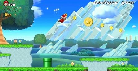 New Super Mario Bros. U: Gameplay