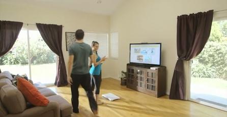 Wii Fit U trailer