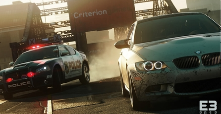 Need for Speed Most Wanted: Entrevista con Matt Follet