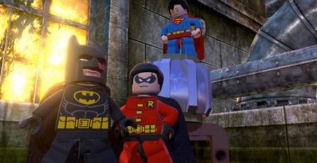 LEGO Batman 2: DC Super Heroes: ¡Ahora hablan!