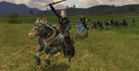 The Lord of the Rings Online: Riders of Rohan: Riders of Rohan