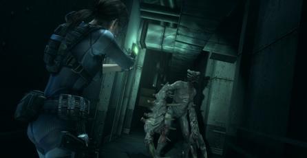 Resident Evil: Revelations: Jill y Hunk