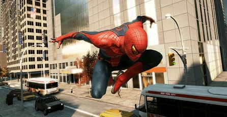 The Amazing Spider-Man: Diario del desarrollador