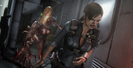 Resident Evil: Revelations: Nuevas armas para Jill y Jessica