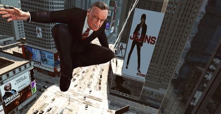 The Amazing Spider-Man: Stan Lee