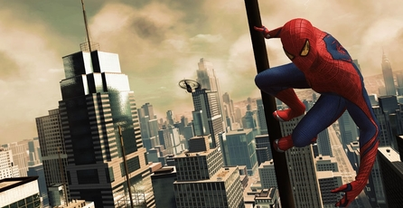 The Amazing Spider-Man: Sigilo y combate