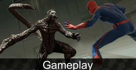 The Amazing Spider-Man: Gameplay