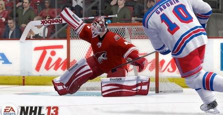 NHL 13: El portero