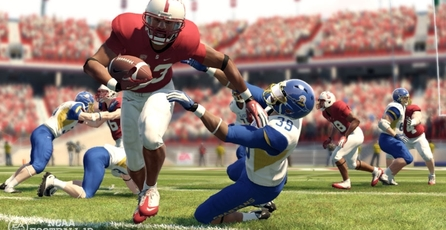 NCAA Football 13: Ya disponible