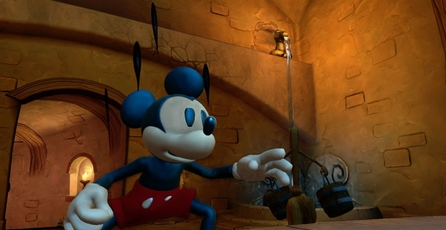 Epic Mickey 2: The Power of Two: El intro
