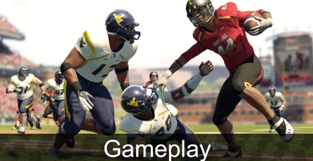 NCAA Football 13: Gameplay