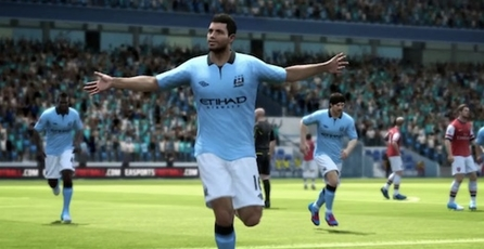 FIFA Soccer 13: Manchester City