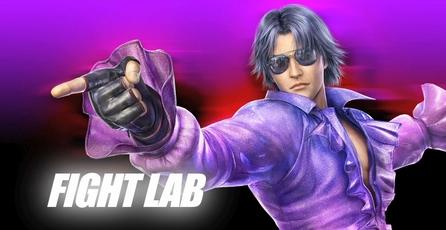Tekken Tag Tournament 2: Fight Lab
