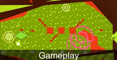 Sound Shapes: Gameplay