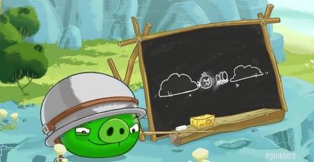 Angry Birds Seasons: De regreso a la escuela