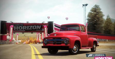 Forza Horizon: Expansión 1000 Club