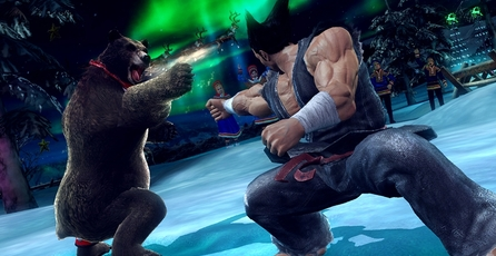 Tekken Tag Tournament 2: Gamescom Trailer