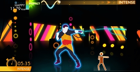 Just Dance 4: Gamescom Trailer