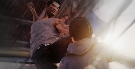 Sleeping Dogs: Combate brutal