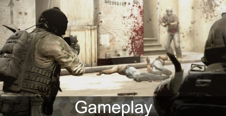 Counter-Strike: Global Offensive: Gameplay