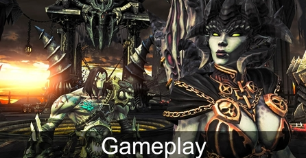 Darksiders II: Gameplay