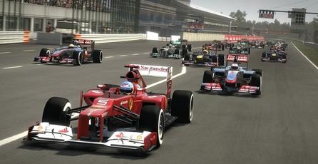 F1 2012: Vive la velocidad