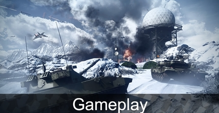 Battlefield 3: Armored Kill: Gameplay
