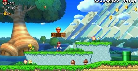 New Super Mario Bros. U: Nuevo trailer