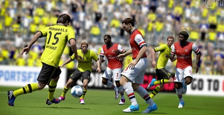 FIFA Soccer 13: Descarga el demo