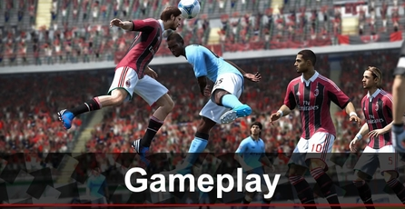 FIFA Soccer 13: Gameplay