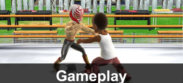 Fire Pro Wrestling: Gameplay