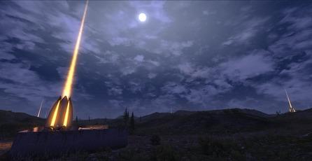 Fields of War: Más de 200 jugadores en línea