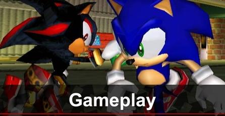 Sonic Adventure 2: Gameplay