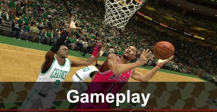 NBA 2K13: Gameplay